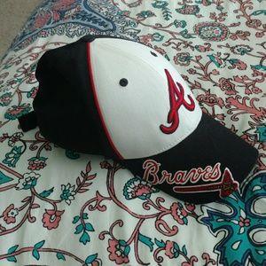 Atlanta Braves snapback hat